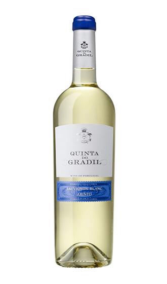 Quinta do Gradil  Sauvignon Blanc e Arinto Branco 2017