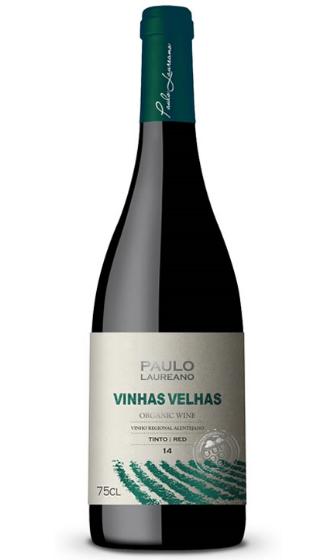 Paulo Laureano Vinhas Velhas Tinto Organic Wine
