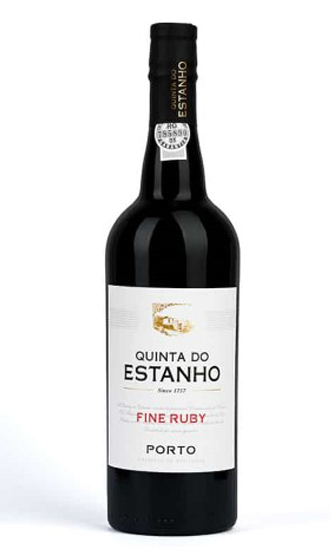 Quinta do Estanho Porto Fine Ruby