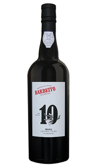 Barbeito Boal Old Reserve 10 Anos (Meio Doce)