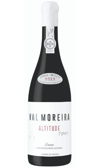 Val Moreira Altitude 734m Red